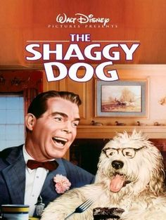 The Shaggy Dog 1959 #Disney