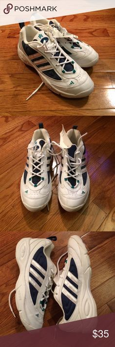 New with tags Adidas sneakers Size 8.5 women's / 7 men's. New with tags, no flaws. Adidas Shoes Athletic Shoes