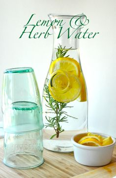 Health and Fitness - Water, water, water!