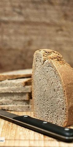 Pan de trigo sarraceno. Receta con Thermomix