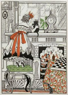 Blanche McManus. Through The Illustrated Looking Glass