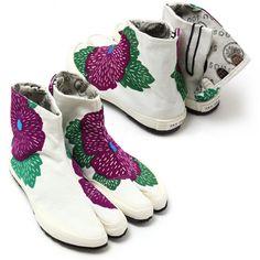 sou・sou tabi boots... love love these!