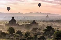 Buy Balloons and pagodas in Bagan plain by smithore on PhotoDune. Air balloons flying over pagodas at misty morning in the plain of Bagan, Myanmar (Burma) World Of Wanderlust, Bagan, Asia Travel, Beautiful World, Digital Image, Trip Planning, Travel Photography, Places To Visit, Stock Photos