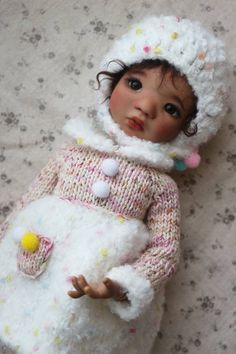 Shoko Yoshida Doll Knitting