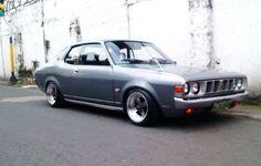 1974 #Mitsubishi #Galant #Car #Old #Vintage