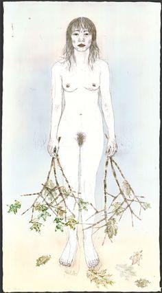 Kiki Smith,Untitled I,2006