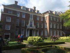 Huis van Benjamin Cohen, huis met de paarse ruiten, Amersfoort, Nederland