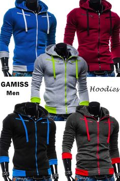 Mans Hoodies for Winter.Choose the color you like.