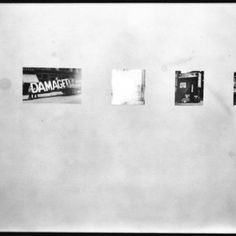 Installation View of -#WalkerEvans: American Photographs- at The Museum of Modern Art, New York City, September, 1938. On americansuburbx.com