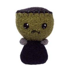 Ravelry: Felted Knit Frankenstein pattern by Lisa Eberhart