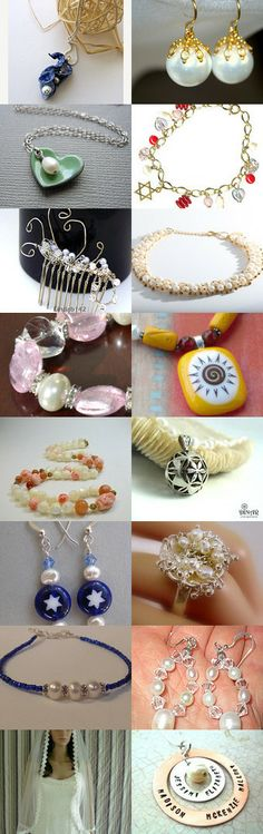 June is for Pearls 2014 by Gail on Etsy--Pinned with TreasuryPin.com