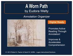A worn path essay prompt