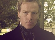 Mr. Preston of Wives and Daughters. (Iain Glen)