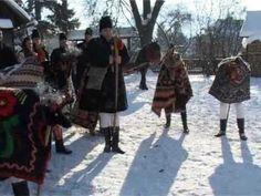 Marius Zgâianu - Jocul caprelor şi a cerbului - Contact: Tel: 0742 080 183 / www. Folk, Fur Coat, Christmas, Xmas, Popular, Forks, Navidad, Folk Music, Noel