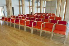 21 best btiment b atlanbois nantes images on pinterest nantes chaises salle de confrence daney factory philippe daney blandine didry fabricant self solutioingenieria Choice Image