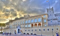 Royal Palaces in Europe - Palace of Monaco Copyright Limaje - European Best Destinations