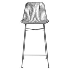 Walstad Bar Stool in Grey