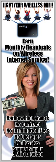 What an awesome opportunity I love it!!!  you can even get unlimited talk, text, and internet for free