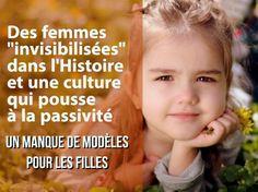Simone de Beauvoir sur l'aspect sexiste de la culture historique, littéraire, des chansons, des légendes et contes + des ressources pour inspirer les filles (et sensibiliser les garçons)