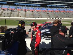 Airtime on @FOXSports1 for @RyanBlaney22 during @NationwideNNS Quals @TXMotorSpeedway