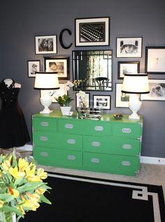 Painted furniture idea