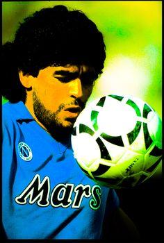 Diego Maradona iphone wallpaper