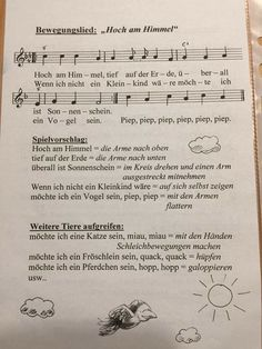 Lieder Kita - Everything About Kindergarten Kindergarten Portfolio, Kindergarten Songs, Action Songs, Nursery School, Blog Love, Music For Kids, Infant Activities, Primary School, Kids And Parenting