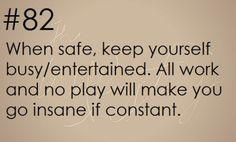 Zombie Apocalypse Survival Tip #82