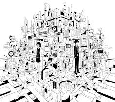 hebitsukai works - ちょっとの憂鬱