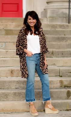 a5ae6d2ef84 Cyndi Spivey X Social Threads Spring Capsule Collection - Cyndi Spivey   croppedjeansandwedges  summeraoutfits Cheetah