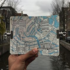 Amsterdam moleskine city map drawing Continuing my map drawing project the best way to understand and appreciate a place is to travel and see it I started drawing maps 4 years ago it started from a sketch in my moleskine sketch book and Im now commissioned by clients to draw maps for magazines onto walls and beer glasses I'm pretty lucky to be able to draw maps for a living and travel and to sketch my maps of amazing places at the same time I guess it's about following a path sometimes and…