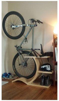 Diy Bike Rack, Bike Storage Rack, Bicycle Rack, Garage Storage, Bike Hanger Wall, Wall Mounted Bike Storage, Bicycle Wall Mount, Bicycle Shop, Bmx Bicycle