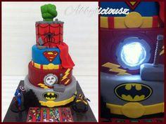 Marvels cake