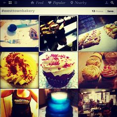 We're loving all the hastag love... keep it coming!  #westtownbakery