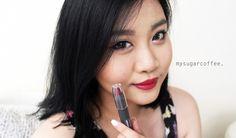 REVIEW : Mamonde's Creamy Tint Color Balm Intense #10 Let's Classy semi matte, lasting, mousturising,