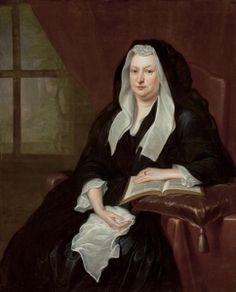Elizabeth Ferne - John Smibert - The Athenaeum