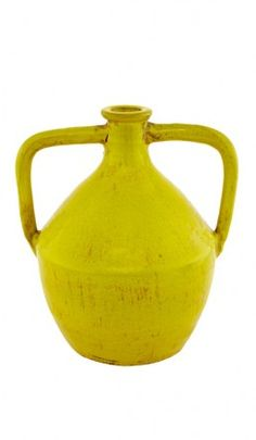 Yellow Amphora - Plümo Ltd