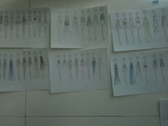 Delpozo Sketches
