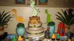 Naked cake ...