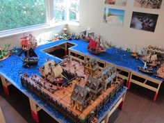 Building Project Gallery: Pirate Play World
