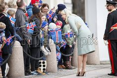 Royals & Fashion - The President of Iceland begins a three-day state visit to Norway. The couple was greeted by the royal family in the courtyard of the Royal Palace in Oslo where a welcoming ceremony took place.