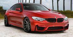 BMW M4 on Vossen VSF1