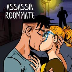 Resultado de imagem para assassin romance linewebtoon