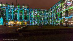 https://flic.kr/p/MLGDio | HUMBOLDT-UNIVERSITÄT ZU BERLIN @ FESTIVAL OF LIGHTS 2016 | HUMBOLDT-UNIVERSITY BERLIN during the Festival of Lights 2016. #festivaloflights #fol #berlin #lights #illuminations #BMUB #zander&partner #hu #uni #mobilität
