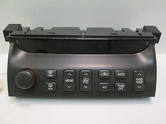 cool 2000 2001 CADILLAC DEVILLE AC CLIMATE CONTROL BEST DEALS - For Sale View more at http://shipperscentral.com/wp/product/2000-2001-cadillac-deville-ac-climate-control-best-deals-for-sale/