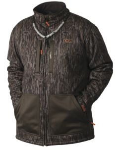 e65fd39075cf5 Non typical silencer soft shell jacket #bottomland #mossyoak  #drakenontypical #drakewaterfowl #drake