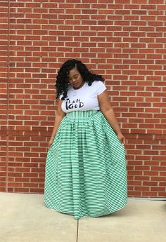 plus size outfits casual,plus size outfits for work,plus size outfits for going out,plus size outfits on a budget Casual Plus Size Outfits, Dress Skirt, Maxi Skirts, Maxi Dresses, Plus Size Inspiration, Plus Size Beauty, Going Out Outfits, Girl Blog, Fall Looks