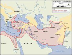 Persian Empire C 490BCE