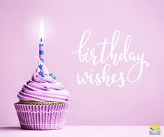 The best Happy Birthday Images Happy birthday image with pink cupcake. The post The best Happy Birthday Images & Happy Birthday appeared first on Happy birthday . Cool Happy Birthday Images, Cute Birthday Wishes, Happy Birthday Best Friend, Birthday Wishes And Images, Happy Birthday Cupcakes, Birthday Blessings, Happy Birthday Candles, Happy Birthday Sister, Happy Birthday Messages