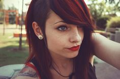 Red Hair | red hair - inspiring picture on Favim.com